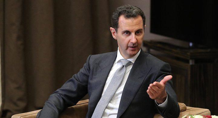 التلفزيون السوري الرسمي ينفي عودة العلاقة بين دمشق وحماس