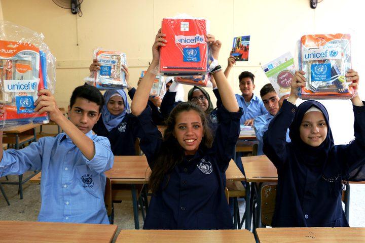 اللاجئون الفلسطينيون في لبنان يرفضون دمج المدارس