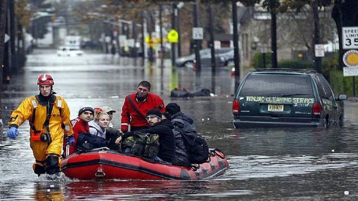 30 مدينة أمريكية معرضة لخطر الغرق!