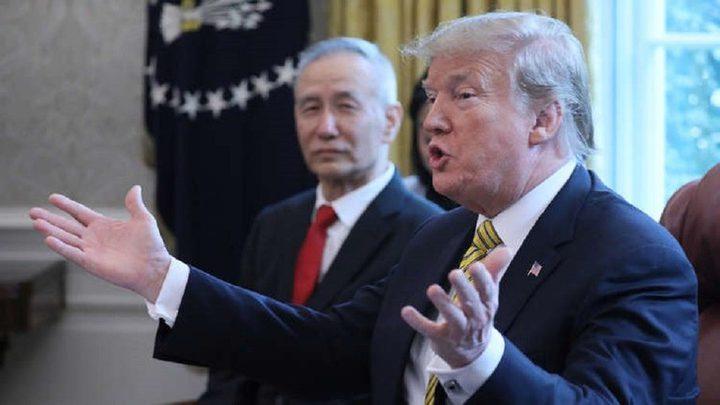 ترامب على ثقة بإمكانية التوصل لاتفاق تجاري مع الصين