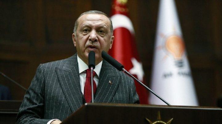 أردوغان: أبناء جلدتنا في شمال قبرص لهم حقوق  ولن نسمح لاحد بسلبها
