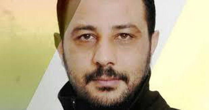 الاحتلال يجدد الاعتقال الإداري  للأسير غسان زواهرة