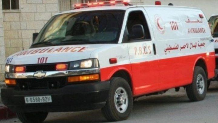 إصابة طفلة بجروح بليغة نتيجة حادث دهس