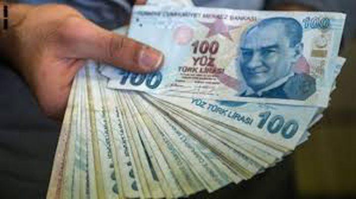 انخفاض الليرة التركية بعد موجة مكاسب استمرت 10 أيام