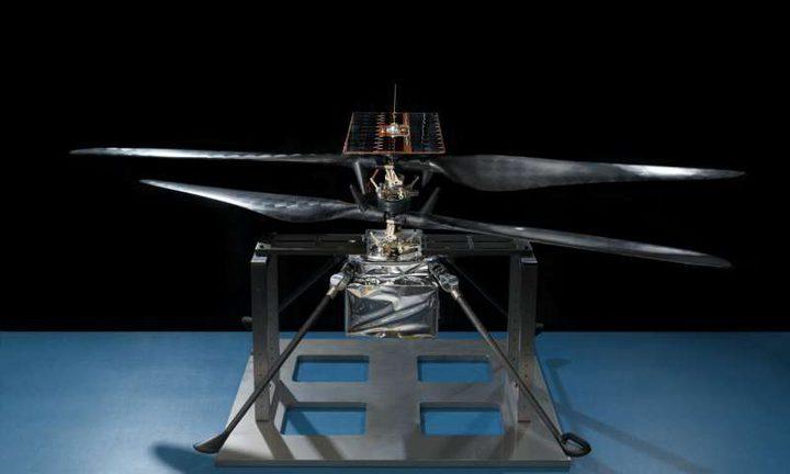 أول هليكوبتر للمريخ يدخل في مراحله النهائية من الاختبارات