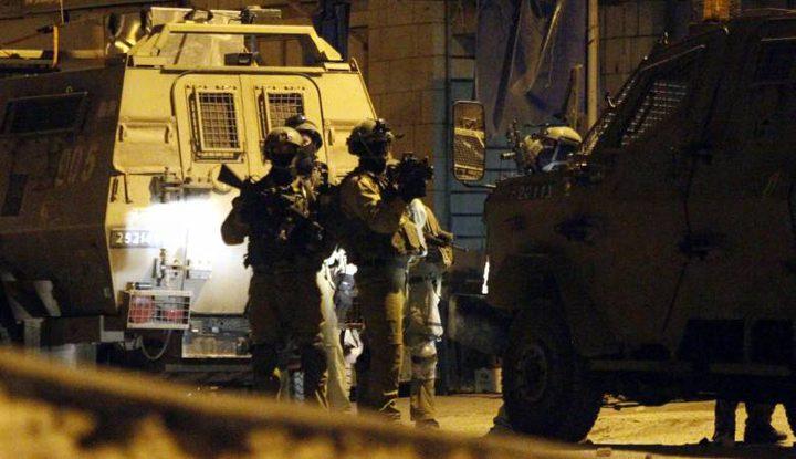 الاحتلال يستولي على 6 مركبات خلال اقتحامه قرية حوسان