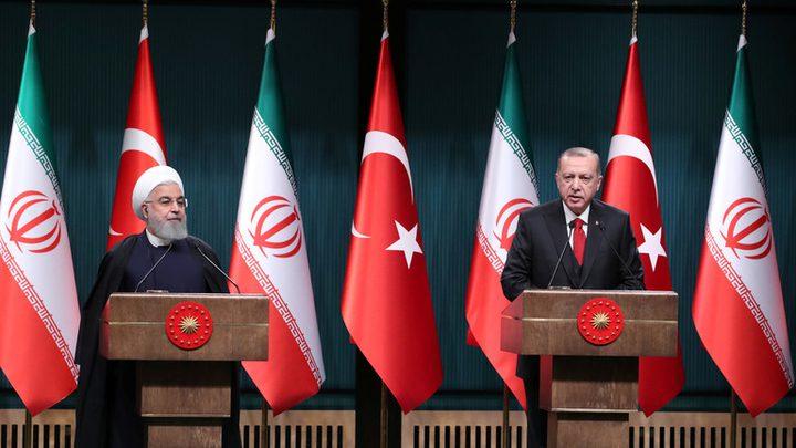 أردوغان وروحاني يريدان تسوية الأزمات في دول إسلامية
