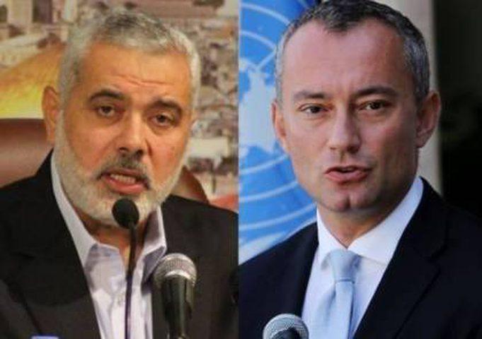 حماس تبعث برسالة عاجلة لمصر والأمم المتحدة