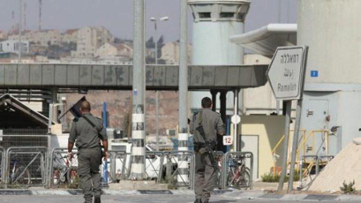 الاحتلال يعتقل فتاة على حاجز قلنديا