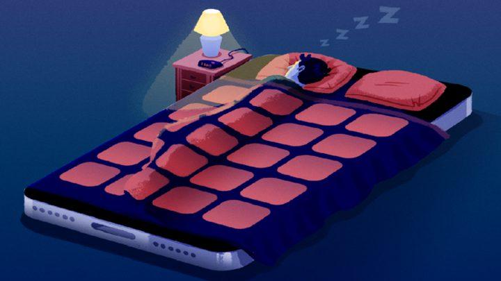 """دراسة: """"تطبيقات النوم"""" تفاقم من حدة هذه المشاكل"""