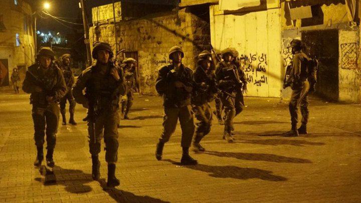 حملة اعتقالات في الضفة ومصادرة مركبات