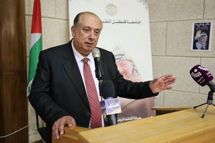 أبو مويس يجتمع مع السفير التونسي لمناقشة العديد من القضايا