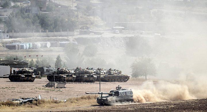 مصرع جندي تركي واصابة 5 آخرين في هجوم على قاعدة عسكرية بسوريا