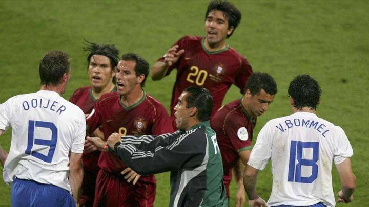 قبل النهائي .. البرتغال تتفوق على هولندا تاريخياً