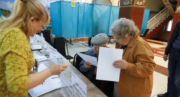 بدء التصويت في الانتخابات الرئاسية بكازاخستان