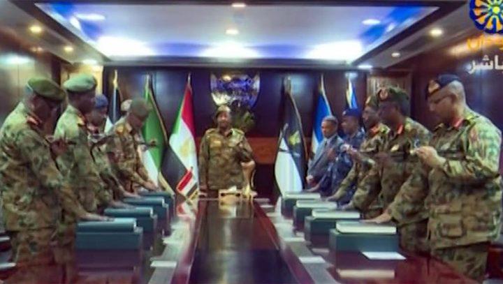 إحالة ضباط بجهاز الأمن والمخابرات إلى التقاعد في السودان