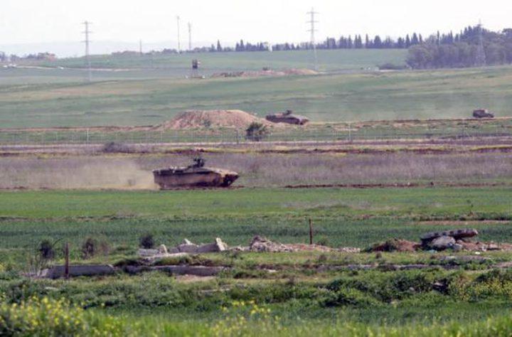 الاحتلال يستهدف المزارعين ورعاة الأغنام على حدود غزة