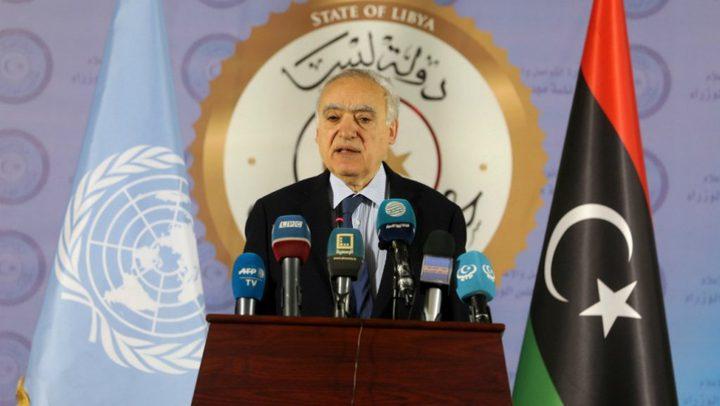 مبعوث الأمم المتحدة إلى ليبيا يطالب بهدنة إنسانية عاجلة في طرابلس
