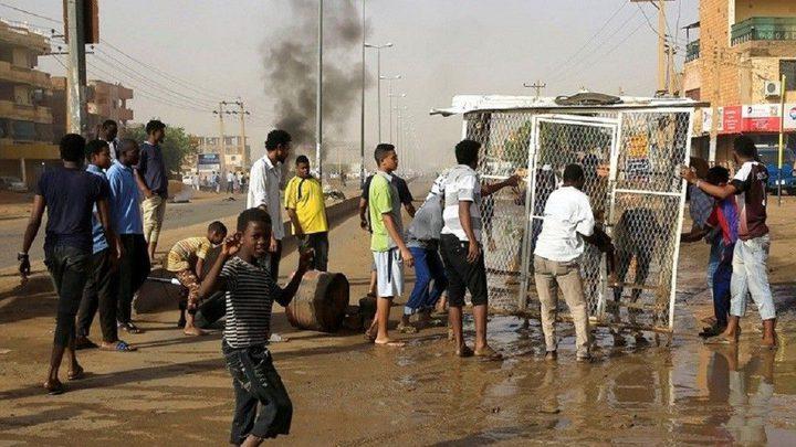 """السودان: """"المجلس العسكري"""" يدعو لوقف العصيان المدني"""