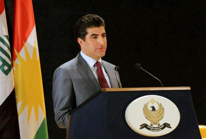 نيجيرفان بارزاني يؤدي اليمين الدستورية رئيسا لإقليم كردستان