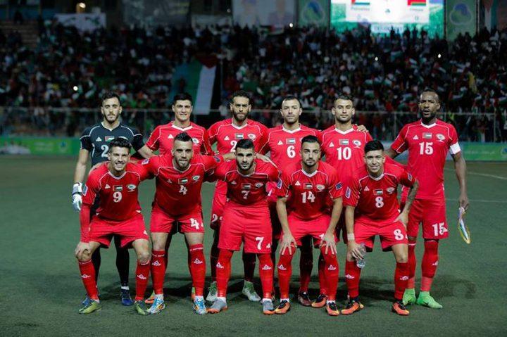 المنتخب  الوطني في لقاء ودي غدا أمام  قيرغيزستان