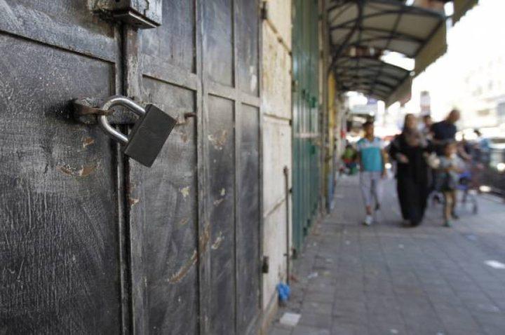 دعوة لإضراب شامل في غزة والضفة يومي 25 و26 يونيو