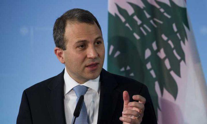 """لبنان تؤكد عدم مشاركتها في مؤتمر """"البحرين"""""""