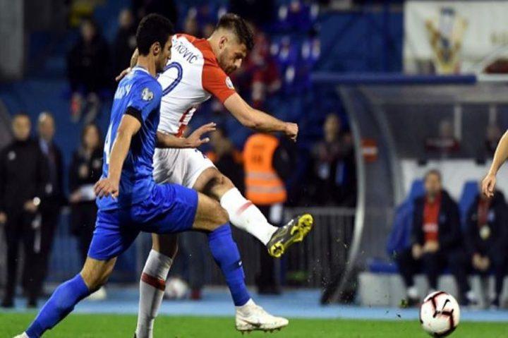 إيطاليا  تقتنص فوزاً ثمينا ًعلى البوسنة في تصفيات يورو 2020