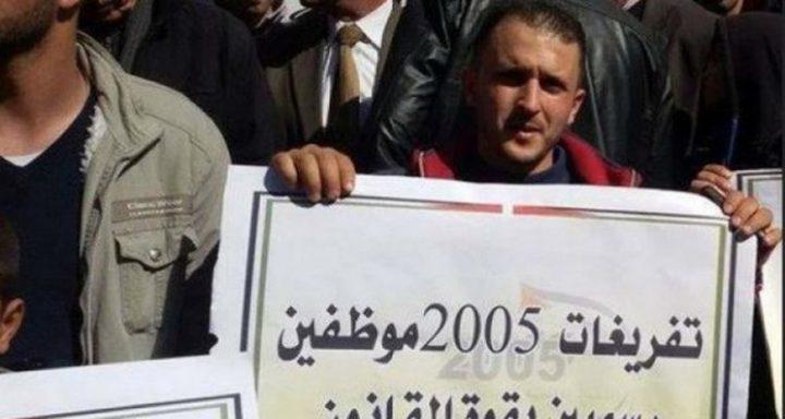 أبو كرش يكشف عن فعاليات ستنطلق في غزة لإنهاء ملف تفريغات 2005