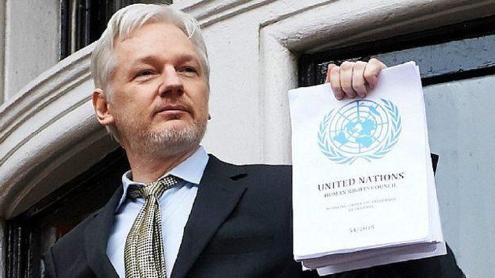 مؤسس ويكيليكس يواجه الترحيل الدولي
