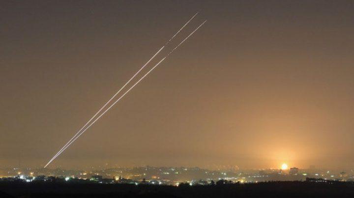 لا إصابات .. طائرات الاحتلال تقصف غزة