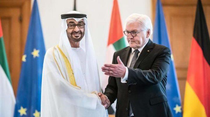 رسالة عاجلة من الامارات وألمانيا لإيران..فماذا تحمل؟