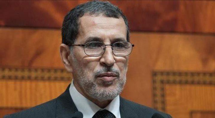 """رئيس الحكومة المغربية ينفي علمه بحضور بلاده """"ورشة البحرين"""""""