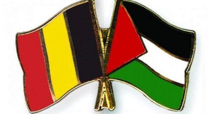 جلسة مشاورات سياسية فلسطينية-بلجيكية ببروكسل