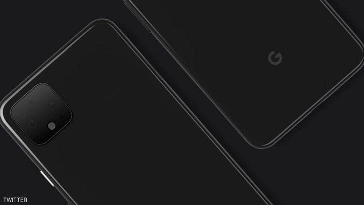 """غوغل تكشف رسميا تصميم هاتفها الجديد """"بيكسل 4"""""""