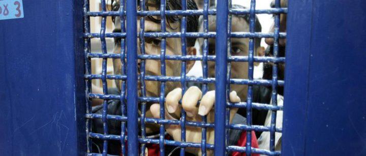 اعتقالات في الضفة الغربية (الأسماء)