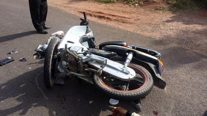 وفاة عشريني في حادث دراجة نارية