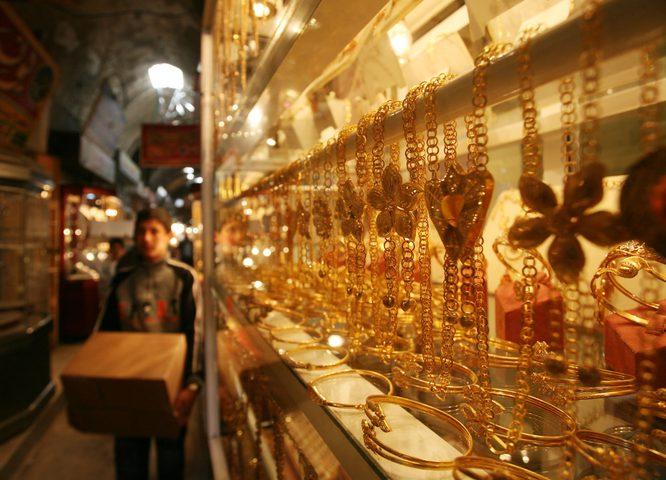 أسعار الذهب في فلسطين لليوم الخميس
