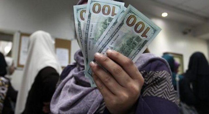 حكومة الاحتلال تشترط:الهدوء مقابل ادخال أموال المنحة القطرية لغزة
