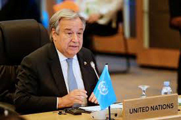 الامم المتحدة: لا بديل لحل الدولتين