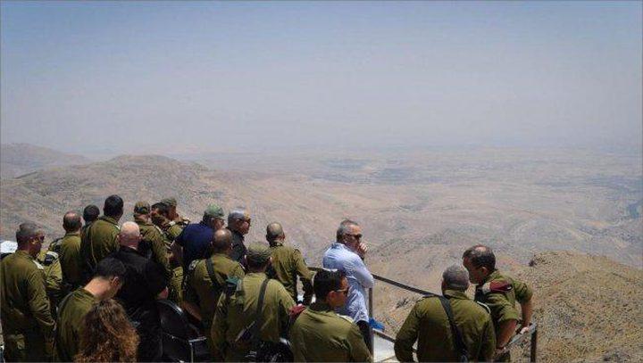 """حكومة الاحتلال تصادق غدًا على """"هضبة ترمب"""" في الجولان"""