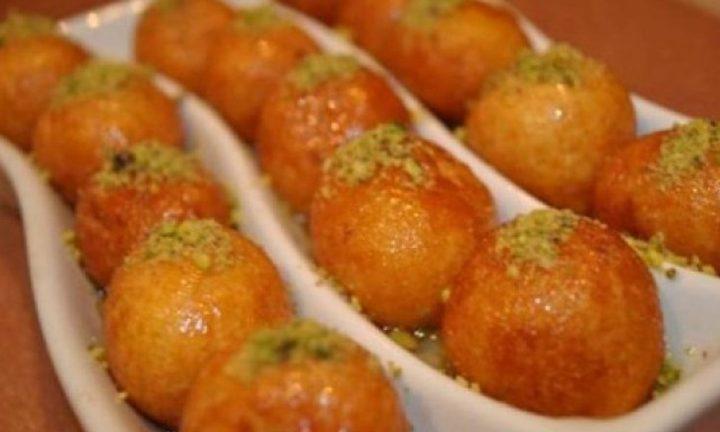حلوى الجلاب جامون الهندية