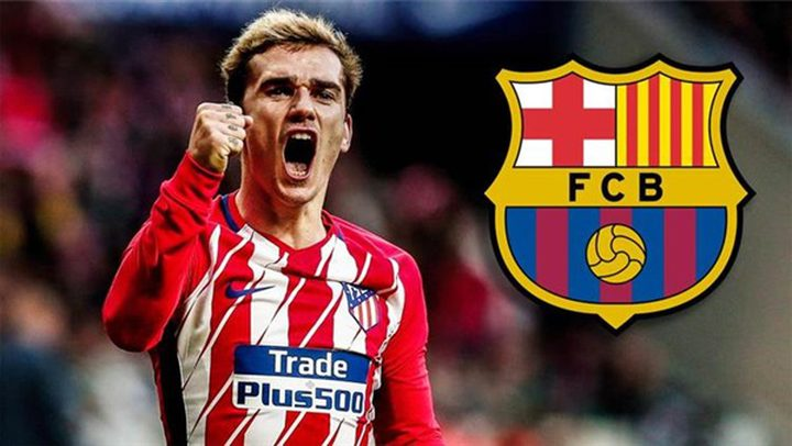 تحديد موعد انضمام جريزمان إلى برشلونة