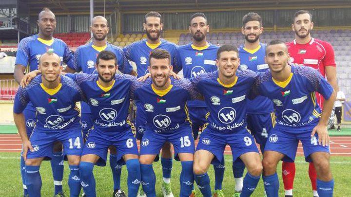 الاتحاد العربي يختار هلال القدس ممثل لفلسطين في البطولة العربية
