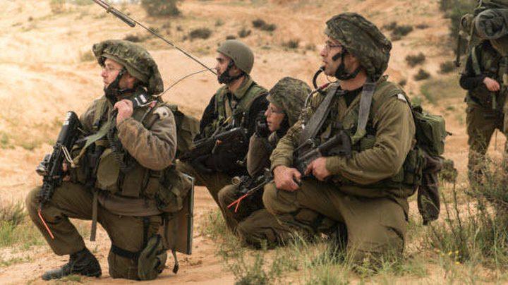 """""""إسرائيل"""" تجري مناورات واسعة"""