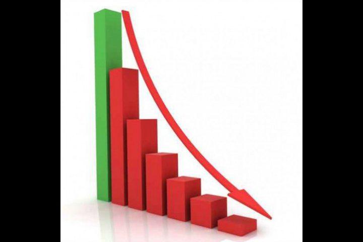 انخفاض طفيف على سعر صرف الدولار مقابل الشيكل