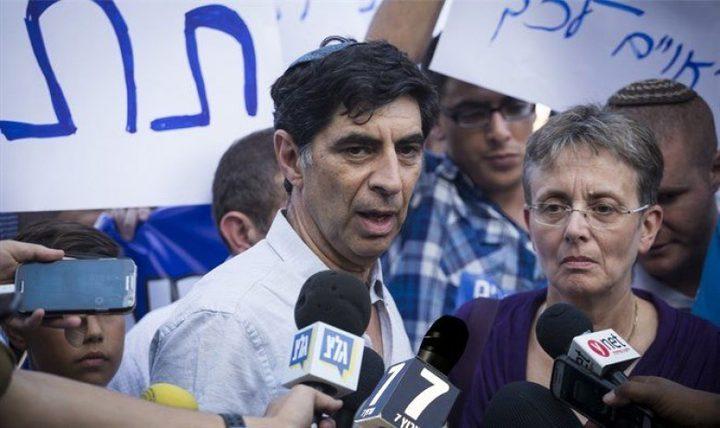 عائلة غولدين: السفير العمادي سيدخل 30 مليون دولار لغزة