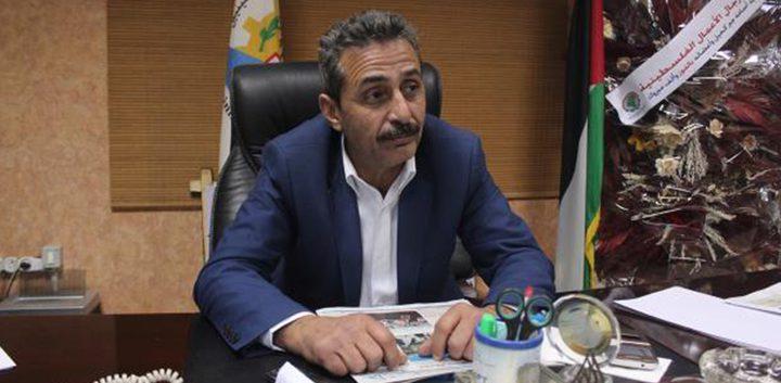 غزة: تفاهمات مهمة بين اتحاد المقاولين ووزارة الأشغال