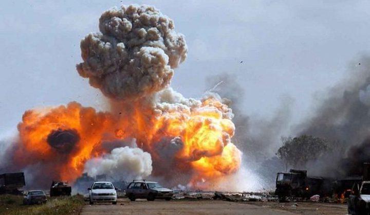 جرحى بتفجير انتحاري في سوريا