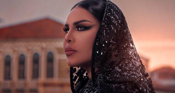 أحلام تبهر الجمهور بإطلالتها وتوجه رسالة إلى حاكم دبي